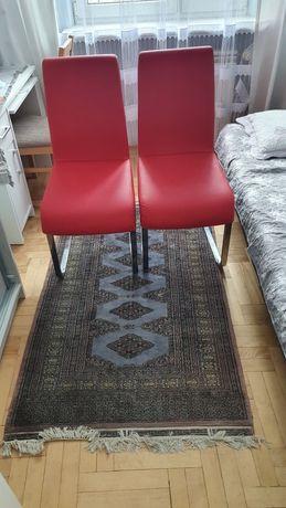 Krzesła czerwone!!