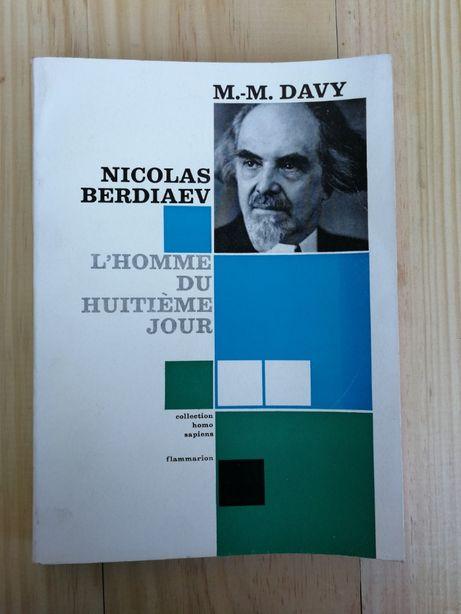 l`homme du huitième jour, m.-m. davy, flammarion