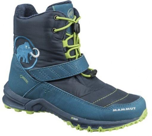 Ботинки Mammut First High GTX 36р