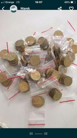 Monety 2 zł 112 sztuk każda inna