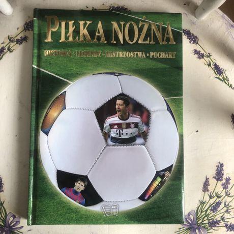 Książka o piłce nożnej
