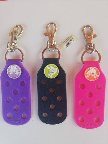 Breloki Crocs różne kolory