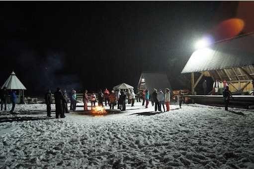 Impreza sylwestrowa z kuligiem w Dolinie Chochołowskiej k/Zakopanego !