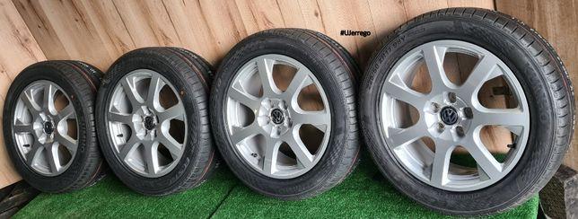 NOWE KOŁA VW Tiguan/Passat B6 B8/Arteon/Phaeton/Touran 225/50/R17