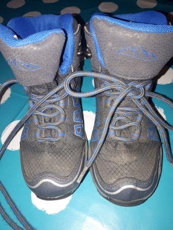 Buty na jesień zimę Waterproof r.30 góry wycieczki trekking chłopięce