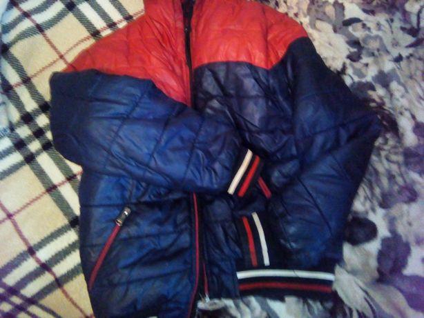 Курточка для мальчика зимняя