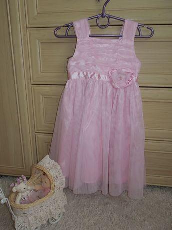 """Платье дет. 2-3г. нежно розовое """"Young Dimension"""""""