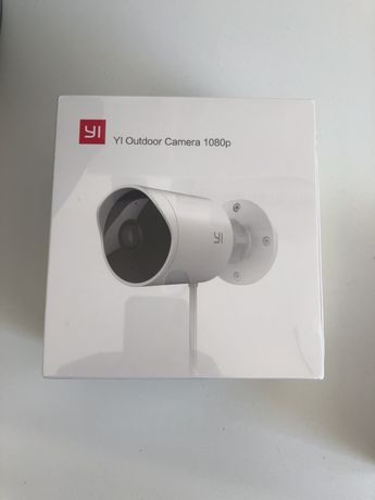 NOWA kamera YI outdoor Camera 1080p IP zewnetrzna wifi