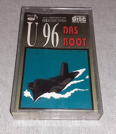 Кассета U 96 - Das Boot