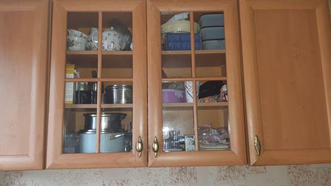 б/у навесные шкафы