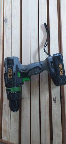 Wiertarko- wkrętarka z udarem niteo tools 20v