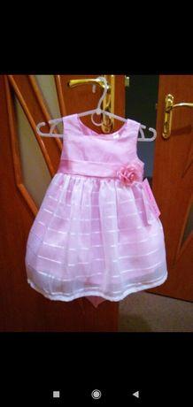 Продам новое платье на 12-18мес