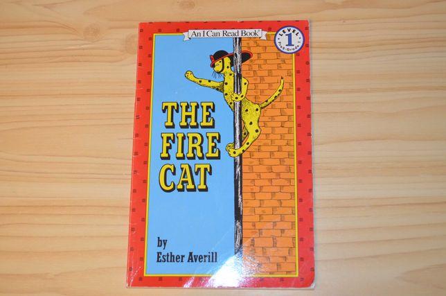 The fire cat, детская книга на английском языке