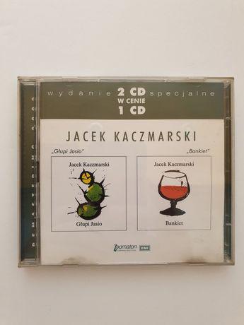 Podwójny album CD Jacek Kaczmarski