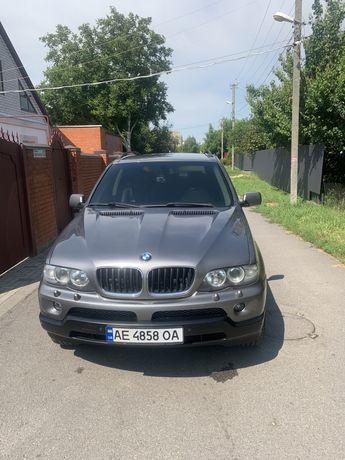 BMW X5 E53 restylin