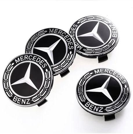 Колпачки ступицы Mercedes AMG