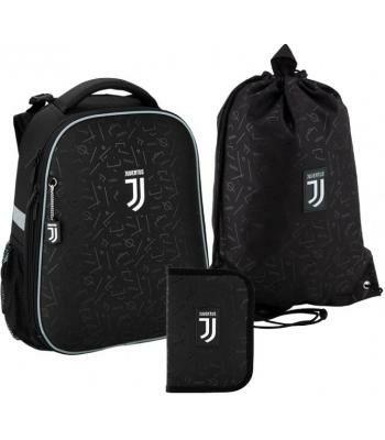 Продам набор Kite Ювентус . Каркасный рюкзак+пенал+сумка для обуви