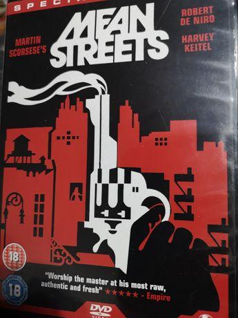 Mean Streets (Reino Unido)  DVD