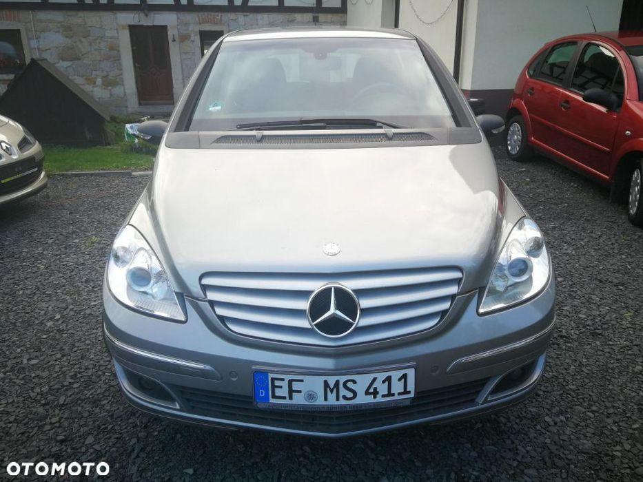 Mercedes-Benz Klasa B Mercedes B170 Po Opłatach. Automat Гребенки - изображение 1
