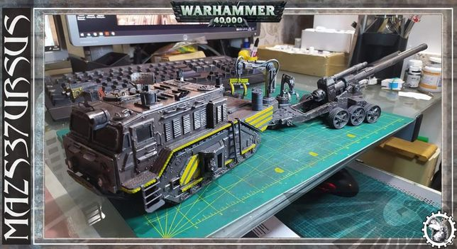 Бронетехника Warhammer 40000