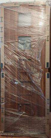 Drzwi PORTASynchro 3D akacja miodowa