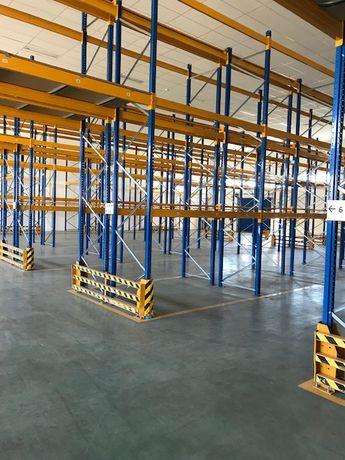 Estantaria Racks industrial sob medida cliente
