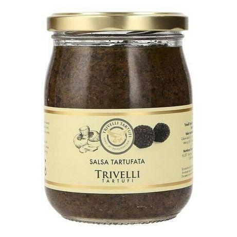 Трюфельная паста 500 гр Trivelli Италия