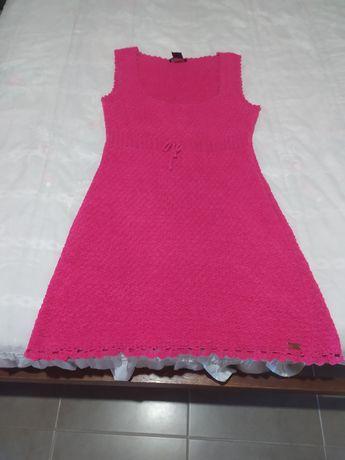 Vestido rosa tamnha L