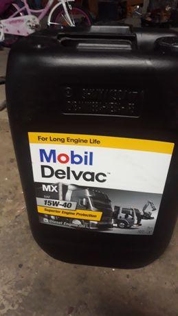 Olej silnikowy Delvac mx 15w40 20 l