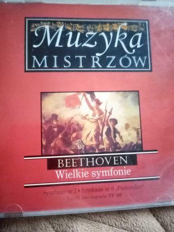 Muzyka poważna Beethoven płyta CD