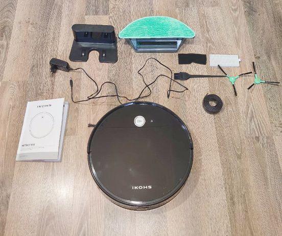 Робот пылесос IKOHS netbot S15