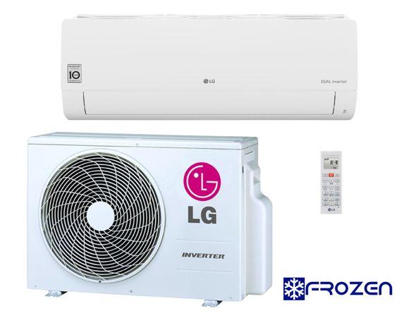 Klimatyzator LG Standard Plus PC12SQ z montażem Pompa Ciepła