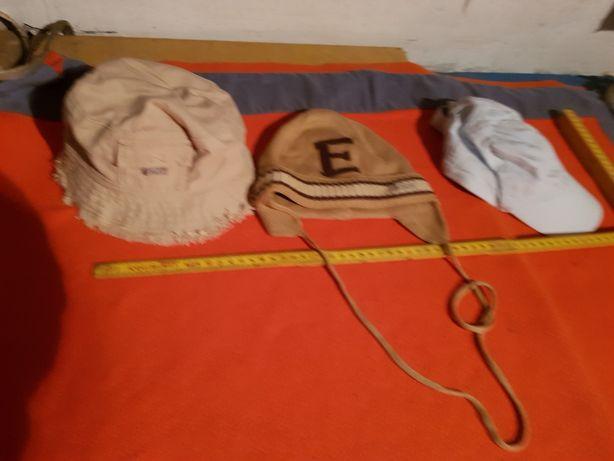 Zestaw 3x czapeczka dla chłopca