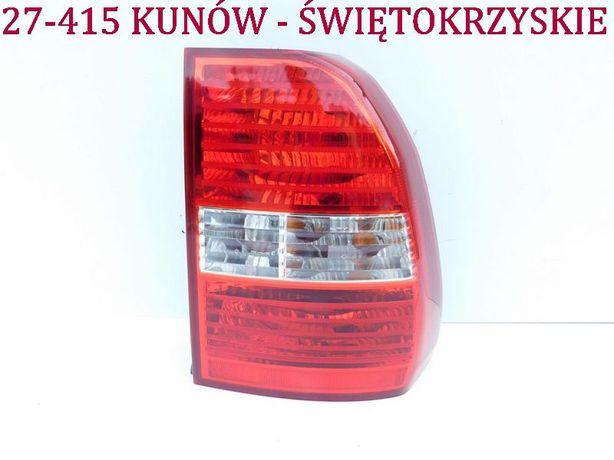 Lampa tylna prawa Kia Sportage II prawy tył