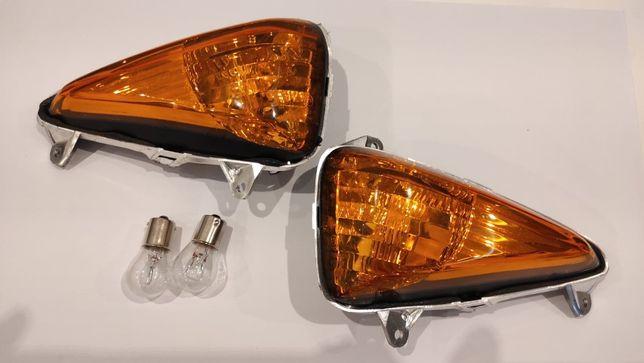 Kierunkowskazy (przód i tył) Honda CBF 600 rocznik 03-06 KOMPLETNE !!!
