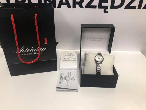 Zegarek damski Adriatica 3165.585 Komplet Data zakupu 16.12.2020 rok