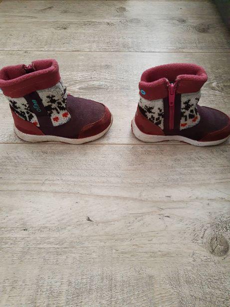 BEJO kozaki buty rozmiar 24
