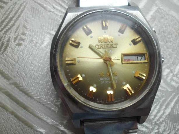 Sprzedam zegarek Orient Cristal
