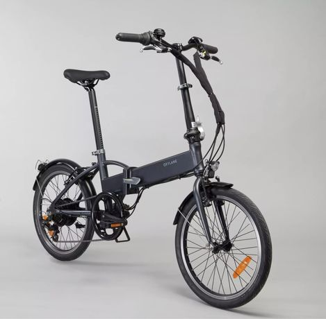 Bicicleta btwin electrica