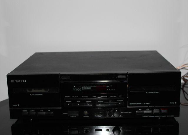 KENWOOD KX-W4080 Magnetofon deck dwukasetowy segment Wysyłka