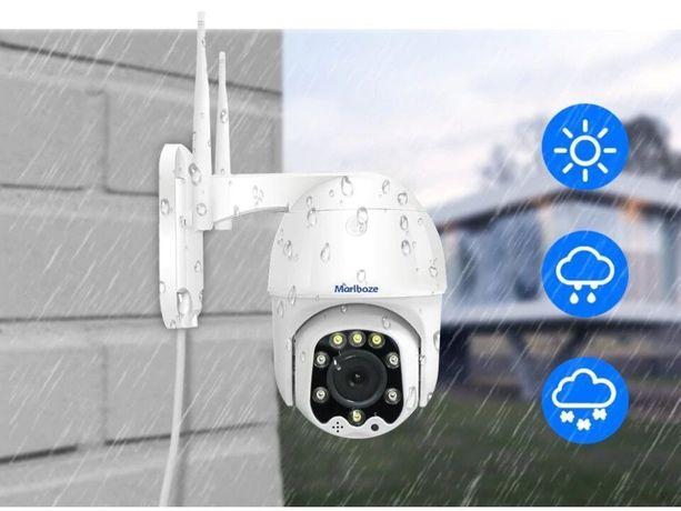 Камера поворотная уличная Marlboze 1080P WiFi оптический zoom 5x