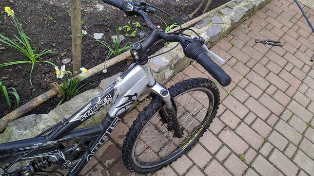 Ардіс 777 26 колеса . Підлітковий велосипед.Дискові тормоза.