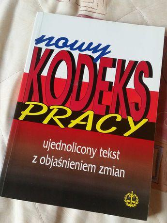 Kodeks pracy stan prawny na 1 marca 1996