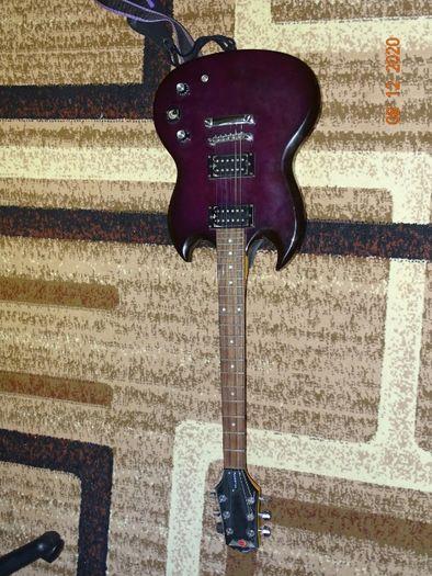 Gitara elektryczna epiphone chiny 2001
