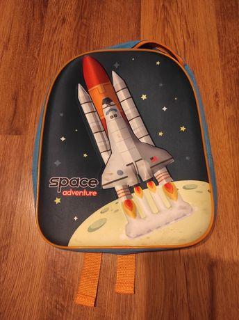 Plecak rakieta do przedszkola