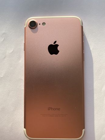iPhone 7, 32GB Rose Gold, стан нового