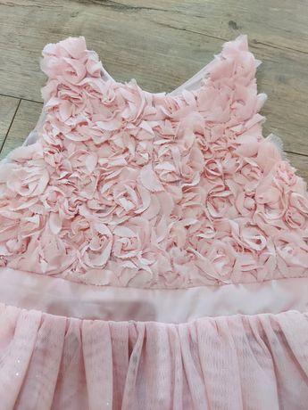 Śliczna Sukienka h&m 122