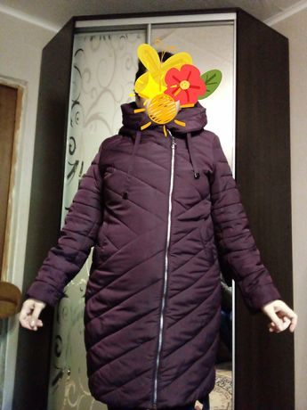 Пальто, куртка, р. 52