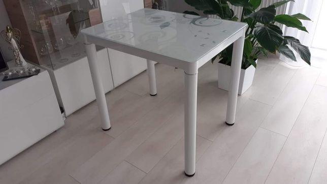 Stolik biały kuchenny