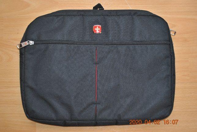 Wenger BC FIX Etui na laptopa czarne